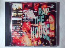 Cd RAP THE HOUSE BLACK BOX 2 BROTHERS ON THE 4TH FLOOR DIGITAL BOY TONY SCOTT