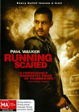 Running Scared - Action / Thriller / Crime / Violence - Paul Walker - NEW DVD
