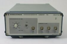 Rohde & Schwarz 0788.7477.00 Video Noise Generator VRS w/ Instruction, Tested hs