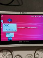Sony PSP Go 16GB Pearl White Console - BUNDLE