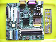 carte mere  BIOSTAR  M7VIG  ver:1.0  + cpu amd Athlon xp 2600+  ACER
