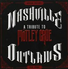 Nashville Outlaws - A Tribute to Motley Crue, Various Artists Import