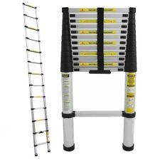 Portable Telescopic Ladder 3.8 m & Carry Bag Caravan RV Parts Jayco Accessories