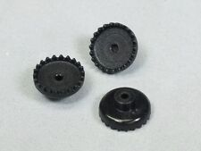 "Viper Pro-Traxâ""¢ Crown Gear Lot of 3 - 22 Tooth Viper, Tomy, Bsrt, Wizzard, Tyco"