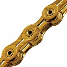 KMC X10SL 10 Speed 116 Links Chain (Gold)