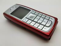 VGC Nokia 6230i - Silver/Red (Unlocked) Mobile Phone