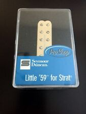 Seymour Duncan Little 59 Strat Bridge Cream SL59-1B 11205-22-c