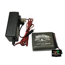 Lucky Duck E-Caller Battery And Charger Kit For Rebel Revolt Revolution