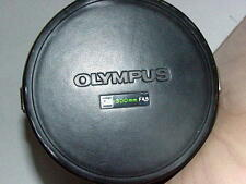 OLYMPUS OM ZUIKO 300mm F4.5 LENS CASE