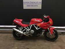 Ducati 900SS SF 1992 with low miles in fantastic condition