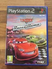 PS2:    CARS RACE O RAMA    PAL