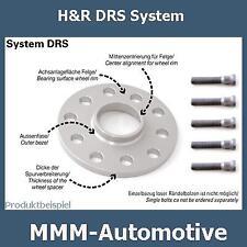 H&R SV 10mm 10245616 Honda Accord AC, AD, CA4, CA5 Spurverbreiterung Spurplatten
