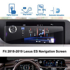 2019-2020 Lexus ES Series Tempered Glass 8-in Navigation Touch Screen Protector