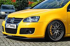 Spoilerschwert Frontspoilerlippe Cuplippe VW GOLF 5 GTI GT Variant mit ABE