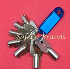 Chicago-Ace I-ACE II-Fort-Gem Tubular Depth and space Keys Locksmith