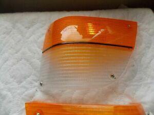 SAAB 900 CLASSIC INDICATOR CORNER LIGHT - HELLA OE SAAB BULLNOSE FLATNOSE LEFT