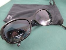 Womens  HARLEY-DAVIDSON HDX 827 Sunglasses NEW In Pouch  BLACK