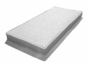 Katy Superior Spring Mattress fits Boori Cotbed Made Before 2015 - 132x77cm