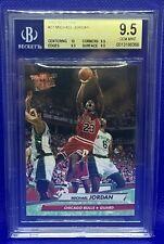 1992-93 Fleer Ultra #27 Michael Jordan BGS 9.5 GEM MINT 10/9.5/9.5/9.5