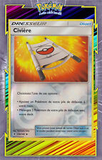 🌈Civière Reverse -SL2:Gardiens Ascendants-130/145-Carte Pokemon Neuve Française