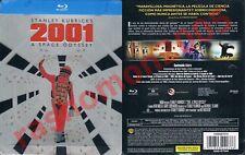 Blu-Ray 2001 A SPACE ODYSSEY (1968) Stanley Kubrick SteelBook Region B/2 OOP NEW