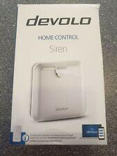 Devolo Home Control Sirene 09681 - NEUWERTIG / Komplett!
