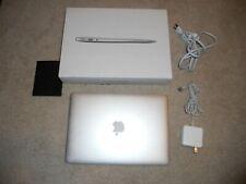 """Apple MacBook Air 13 """" 2014 i5 1.4GHz 8GB 128GB SSD MD760LL/B Scatola,Accy ,8 /"""