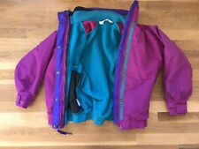 Vintage Columbia Bugaboo Women's Size Small 3-In-1 Jacket