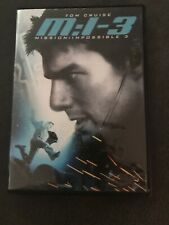 Mission: Impossible III (DVD, 2006, Single Disc Widescreen)