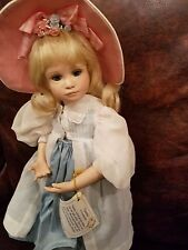 "Jan Hagara's  Doll Tammy 1995 14""  Hand signed by Jan #115"