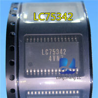 5PCS LC75342M-TLM LC75342 SOIC new