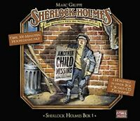 SHERLOCK HOLMES - BOX 1 4 CD NEW