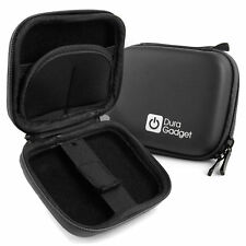 Black Hard Case With Carabiner Clip For The NINE CUBE JLF-01