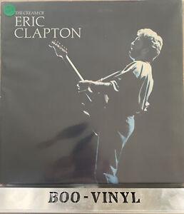 Eric Clapton – The Cream Of Eric Clapton  Polydor – ECTV 1 Vinyl A2-B2 EX / EX