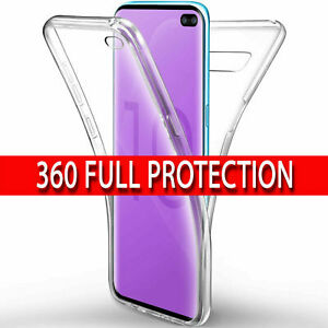 Samsung Galaxy S6 Edge /Note 8 Transparent Slim Silicone Soft Clear Case S8 plus