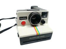One Step Polaroid Land Camera (Rainbow Stripe) SX-70 Vtg