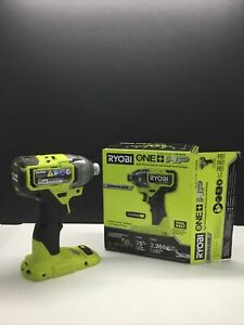 ONE+ HP 18-Volt Brushless Cordless 1/4 in. 3-Speed Impact Driver (Tool Only)