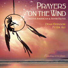 Prayers on the Wind: Native American & Silver Flutes [New CD] Digipack Packagi