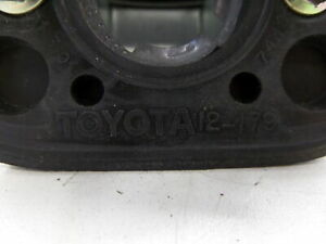 Toyota MR2 Right Rear License Plate Light MK1 AW11 85-89 OEM