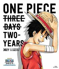 ONE PIECE '3D2Y' ACE NO SHI WO KOETE! LUFFY...-JAPAN Blu-ray N44
