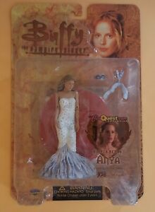 BTVS HELL'S BELLS ANYA LIMITED EDITION ACTION FIGURE # 998 OF 1,500. NOC.