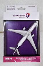 DARON REALTOY RT2434-1 Hawaiian Airlines SINGLE PLANE Diecast. New
