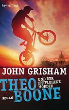 John Grisham - Theo Boone und der entflohene Mörder (Band 5)