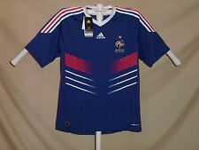 Team FRANCE FFF Adidas Formotion SOCCER JERSEY  Large  NWT