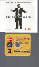 CD- Luciano Pavarotti – Com' È Bella La Vita! Ist Das Leben Nicht Schön?-Shape