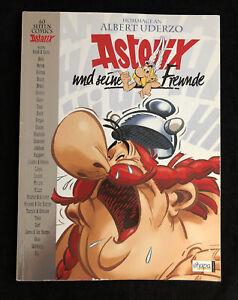 Homage to Albert Uderzo: Asterix and His Friends Comics Artists in German 2007