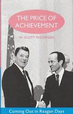 Price of Achievement: Coming Out in Reagan Days (C