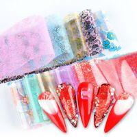 Nail Foils DIY Nails Art Decoration Nail Art Transfer Foils Transfer Sticker