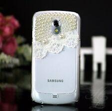 Samsung Galaxy Nexus i9250, FUNDA RÍGIDA, FUNDA perlas cover, funda protectora, estuche, 3d claro