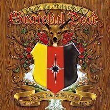 Rockin the Rhein With the Grateful Dead 3 disc cd West Germany 1972